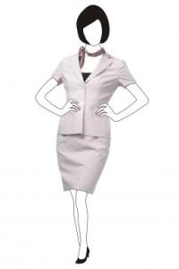 BS058 商务西装訂製 職業辦公西裝款式 短袖套裝西服 西裝製造公司
