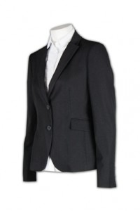 BWS029women business suit made hk