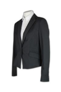 BWS020 網上訂購西裝 西裝外套來版訂製 修身西裝外套 韓版西裝襯衫 西裝批發商