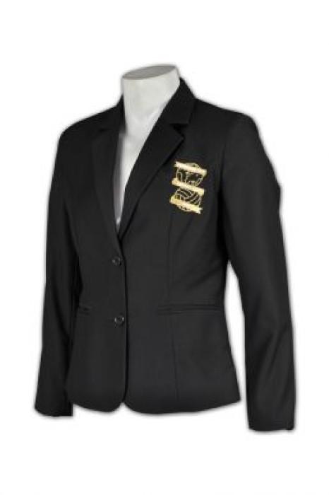 BWS051 女西裝訂造 活動用西裝 團隊Logo西裝設計 西裝訂購優惠 西裝公司