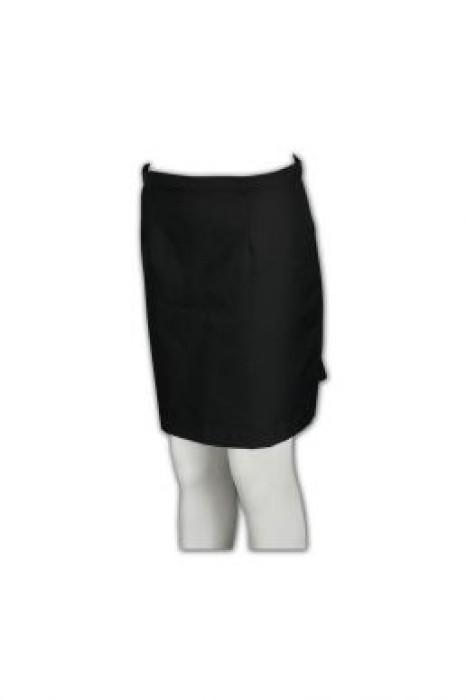 BWS054 專業訂購西裙 包臀半裙款式設計 半裙網上團購 套裝裙專門店 公司