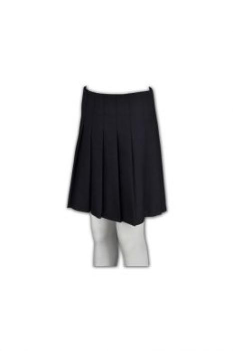 BWS055 訂做女性職業套裝裙 百折半裙款式選擇 團體訂購 百褶裙 西裝裙專門店