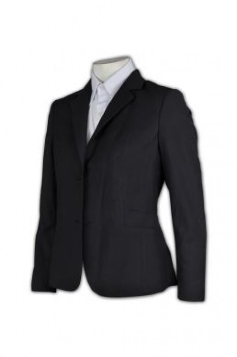 BWS058 自製女西裝外套 訂購行政套裝 上班套裝 西裝製造商 女西裝度身訂造