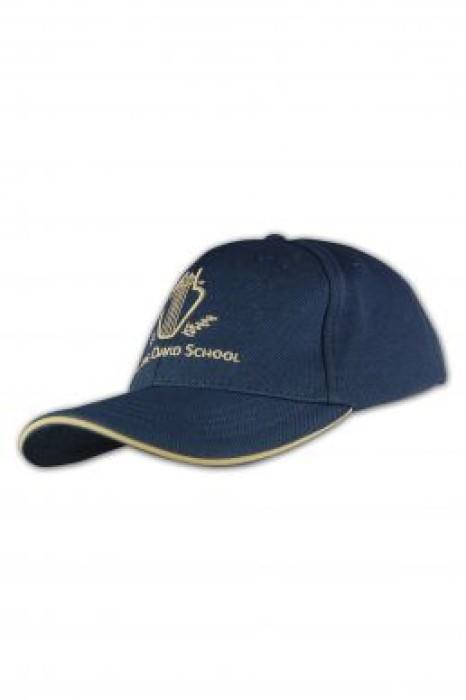 HA203鴨嘴cap帽訂造 cap帽設計 cap帽製作