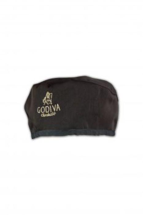 HA206 平頂帽 廚師帽 面包師傳 麵包西餅帽訂做