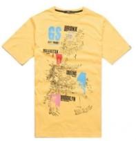 FA126 t恤製作 數碼印tee  絲印tee款式設計 T恤生產商