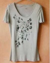 FA157 班T 訂做 修身印花T恤 休閒印T 來樣訂製 T恤供應商