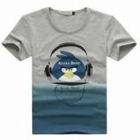 FA194 個性棉T 訂購 卡通漸層設計 T恤在線訂購 T恤網站
