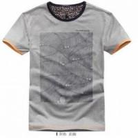 FA238 抽象印T 訂製 包邊棉T 度身訂造T恤 T恤香港製造