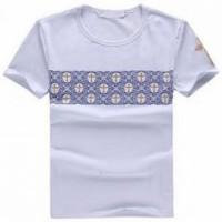 FA253 素色班T 訂購 燙粉設計T恤 T恤在線訂購 T恤網站