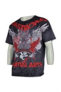FA278 個性棉TEE 訂製 熱升華印製T恤 T恤在線訂購 T恤網站