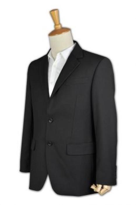 BS331 訂做男西裝套裝 凈色西裝 來版訂製西裝 西裝生產商