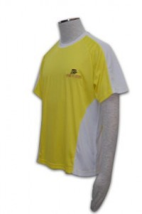 T143 環保t-shirt 印刷公司 t恤燙畫 tee shirt print  自訂活動衫款式
