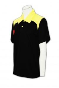 P205 製造 polo shirt 反領polo恤批發