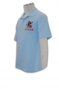 P132 polo團體制服訂做 polo團體制服設計