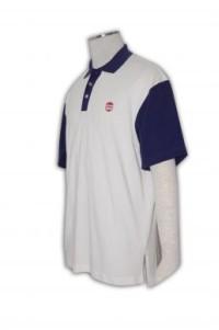 P136 polo衫製作 訂購polo-恤 polo shirt 批發及製造