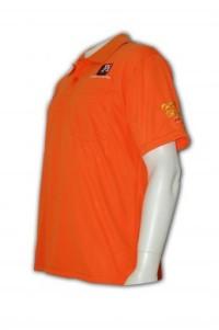 P144 polo-恤 polo衫 立领 polo shirt 批發及製造