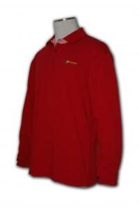 P149 polo衫訂做 polo衫自製 polo衫度身訂造