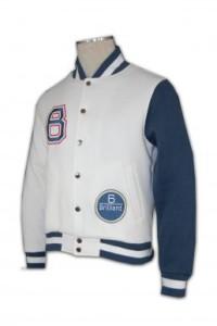 Z131 棒球外套訂做 DIY棒球外套