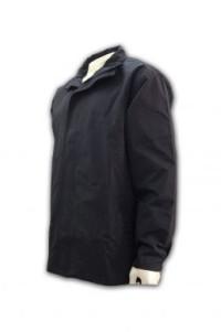 J197 訂造風褸外套 來版訂購風褸外套 風褸外套價格