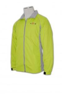 J233 訂造風褸制服 自製風褸制服 絲印風褸制服