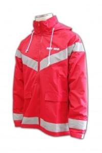 J253 waterproof outerwear wholesale HK