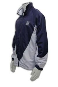 J178 刺繡棒球外套 團隊風衣批發