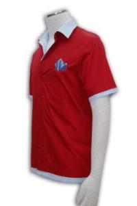 R049 訂做Polo襯衫 設計Polo衫款式 網上訂購襯衫 恤衫專門店公司