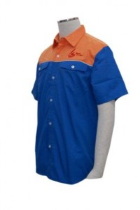 R058 機恤衫訂造 機恤衫供應商HK