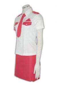 UN002 工業制服 團體制服設計 自訂工衣 hk