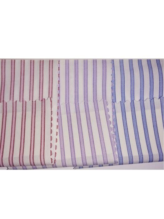 JS-JAMS  60%cotton  40%polyester  45*45  恤衫布2  間條
