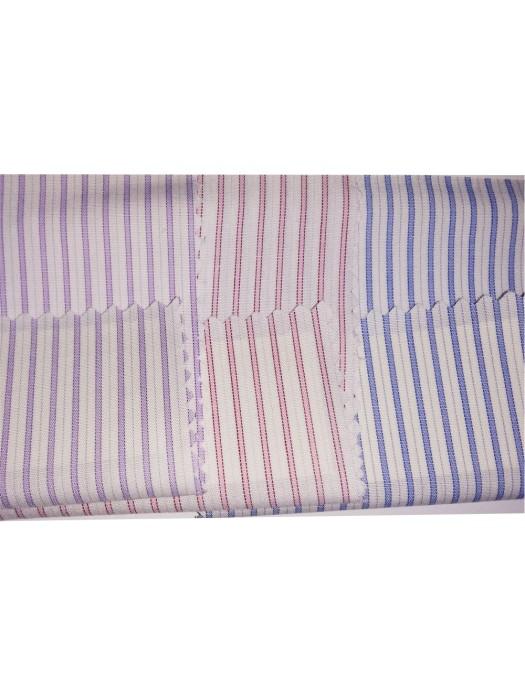 JS-JAMS  60%cotton  40%polyester  45*45  恤衫布5  間條