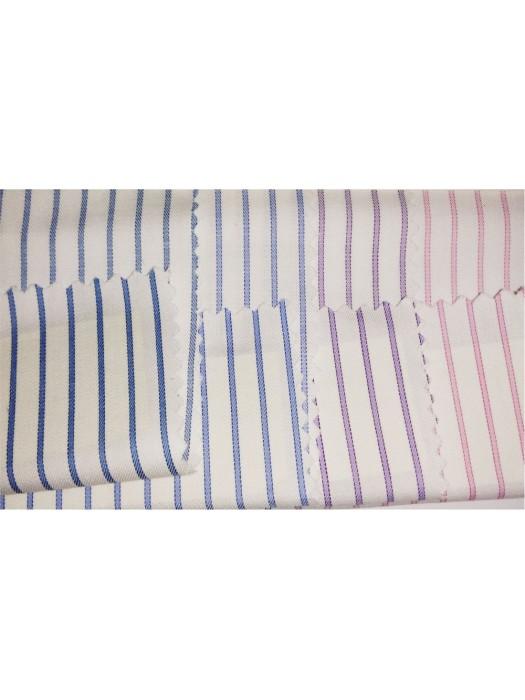 JS-JAMS  60%cotton  40%polyester  45*45  恤衫布6  間條