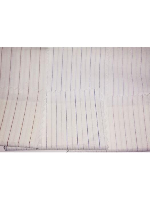 JS-JAMS  60%cotton  40%polyester  45*45  恤衫布8  間條