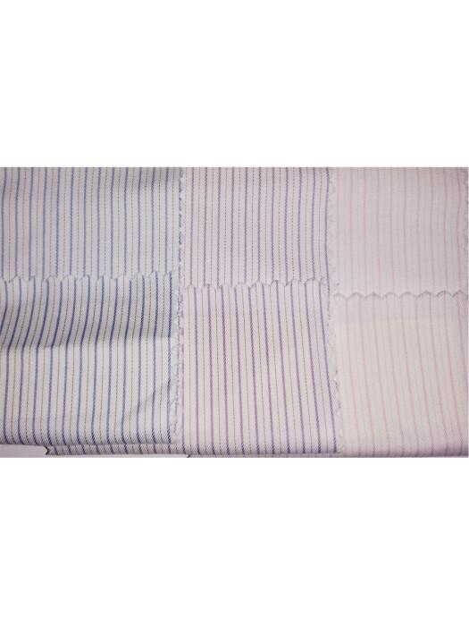 JS-JAMS  60%cotton  40%polyester  80/2*45  恤衫布18  間條