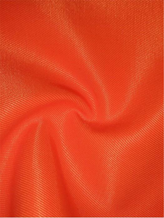 XX-FSSY/YULG  CVC 55/45 hi-vis poly cotton interweave fabric 200D*10S  245GSM