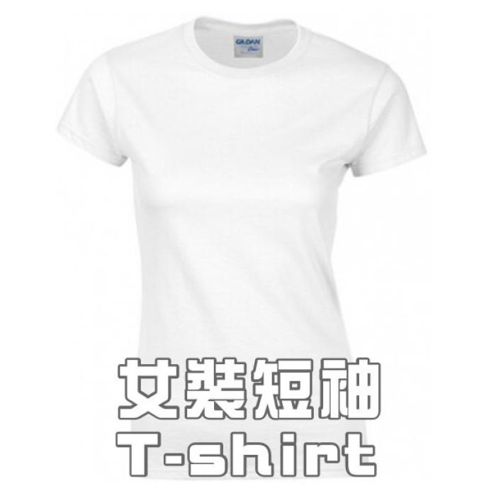 女裝短袖T恤 T-shirt