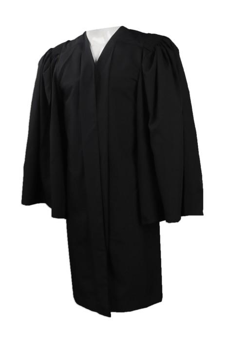 CHR013 網上下單聖詩袍 大量訂做聖詩袍 牧師袍 天主教 基督教 修士袍 修士服 輔祭祭衣 教會禮儀 設計聖詩袍供應商
