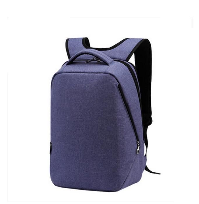 BP-043  供應男士雙肩包 訂購學生書包商務電腦背囊  設計旅行防水防盜背囊 背囊專營