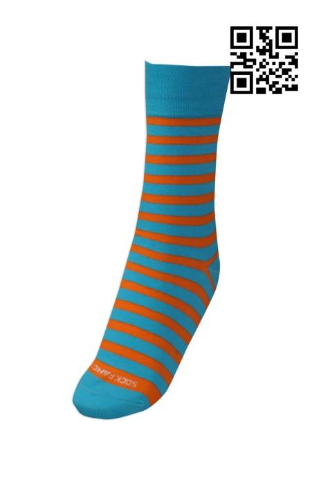 SOC026 訂購條紋長襪   設計間條長筒襪  保暖長襪  網上下單襪子 襪子專營