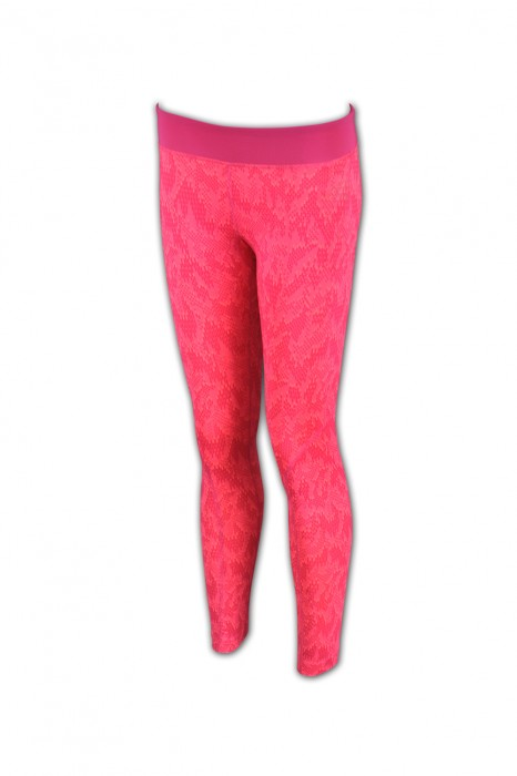 TF037 女裝緊身運動褲訂造 專營貼身運動褲公司