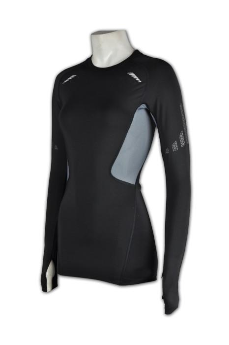 TF042 量身訂做潛水衫 潛水度假裝 潛水質地衫 濕身 潛水服裝  緊身運動衫專門店