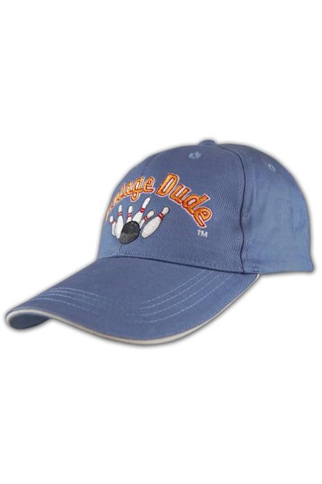HA137高爾夫帽訂造 運動帽訂做 運動帽DIY 香港 高爾夫帽印製