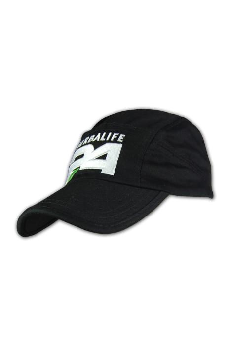 HA196cap帽訂製 訂太陽帽 印太陽帽帽 diy帽 帽網HK