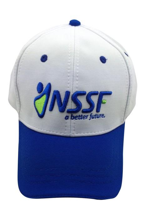 HA279 製造運動帽 訂製棒球帽 凸字 突字繡花 設計棒球帽專營店