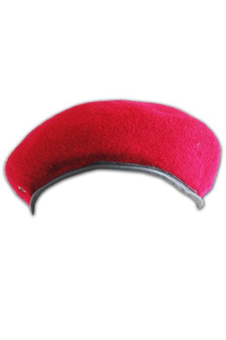 HA025 畫家帽訂做 藝術家帽訂購 貝雷帽設計 貝雷帽款式 公司 點襯 點帶