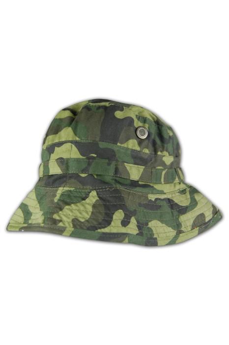 HA210 漁夫帽訂做 漁夫帽訂製 迷彩行山帽 專門店公司
