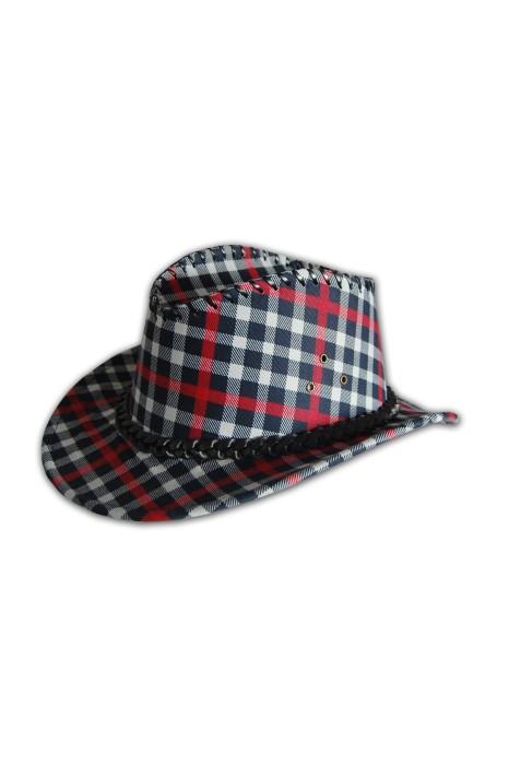 HA080 西部牛仔帽訂造 西部牛仔帽批發商HK