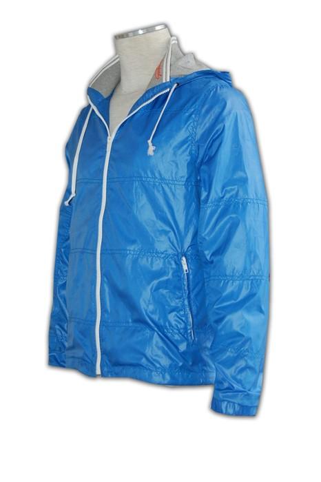 J264 jacket coat 製造防水風褸 造超薄風褸