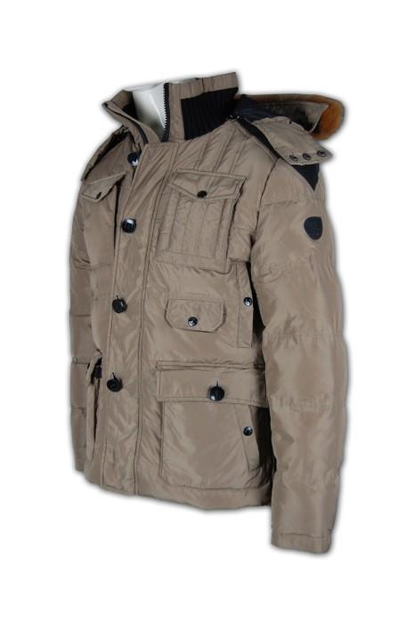 J313保暖風衣訂製  訂造厚外套 風褸批發 風褸專門店 探險家衣服